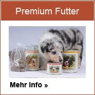Erfahren Sie mehr zum Premium Tierfutter